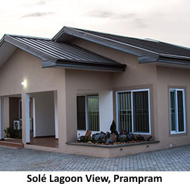 Solé Lagoon View Estate, Prampram