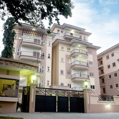 Jade Court , North Ridge, Accra