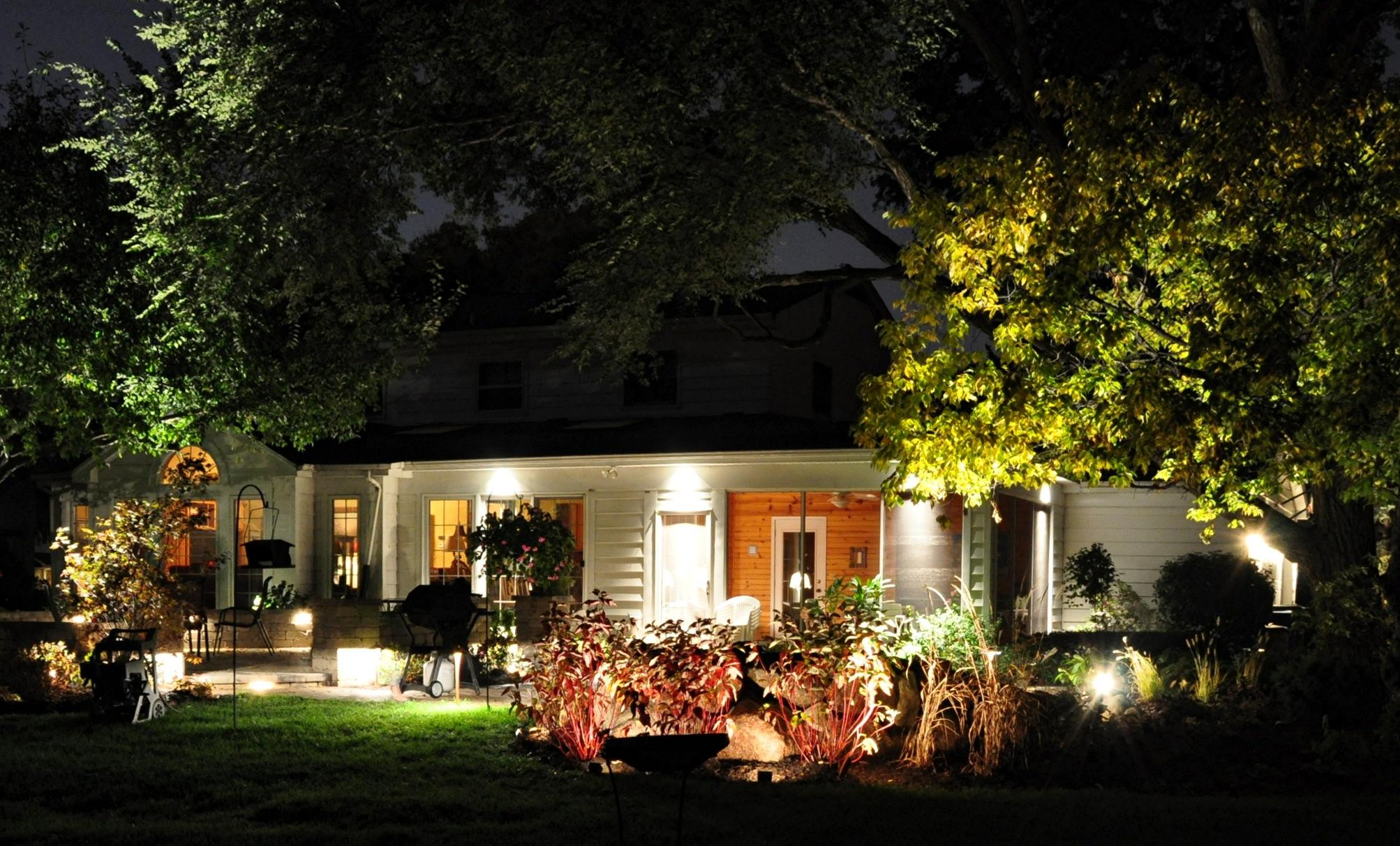 outdoor landscape lighting emerald properties