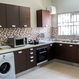 Sole Lagoon – 3 Bedroom Executive kitchen